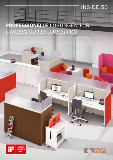 INSIDE 50 Katalog DE
