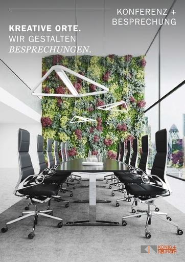 Konferenz Besprechung Katalog DE