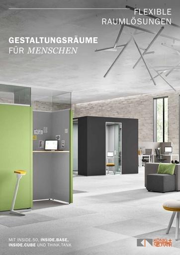 FlexibleRaumlösungen Katalog DE 2018 04