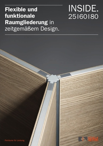 INSIDE Katalog DE