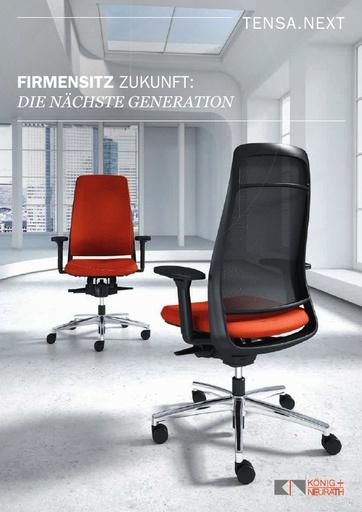 TENSA NEXT Katalog DE