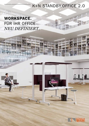 STANDBY OFFICE 2 0 Katalog DE 2018 04