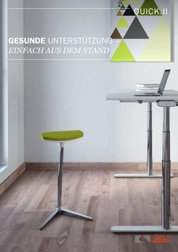 QUICK II Katalog DE